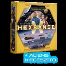 HEXPANSE - ADMIRAL + Aliens kiegészítő