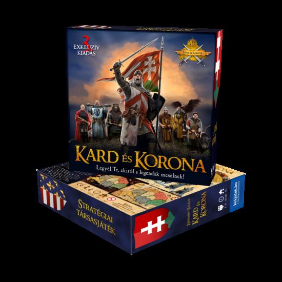 Kard és Korona 3.
